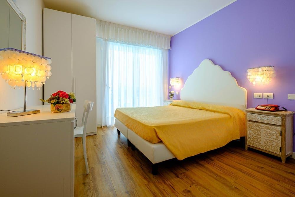 Camere hotel miramare