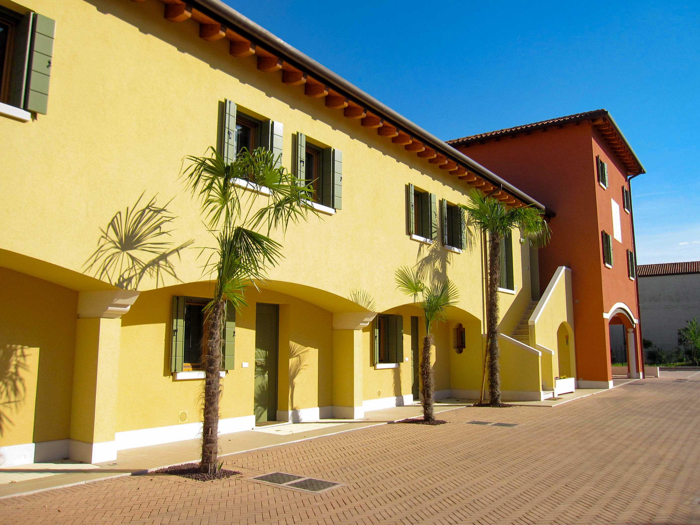 Palazzo boer interno laterale