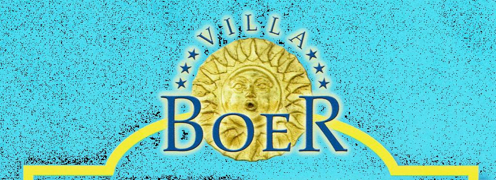 logo villa boer