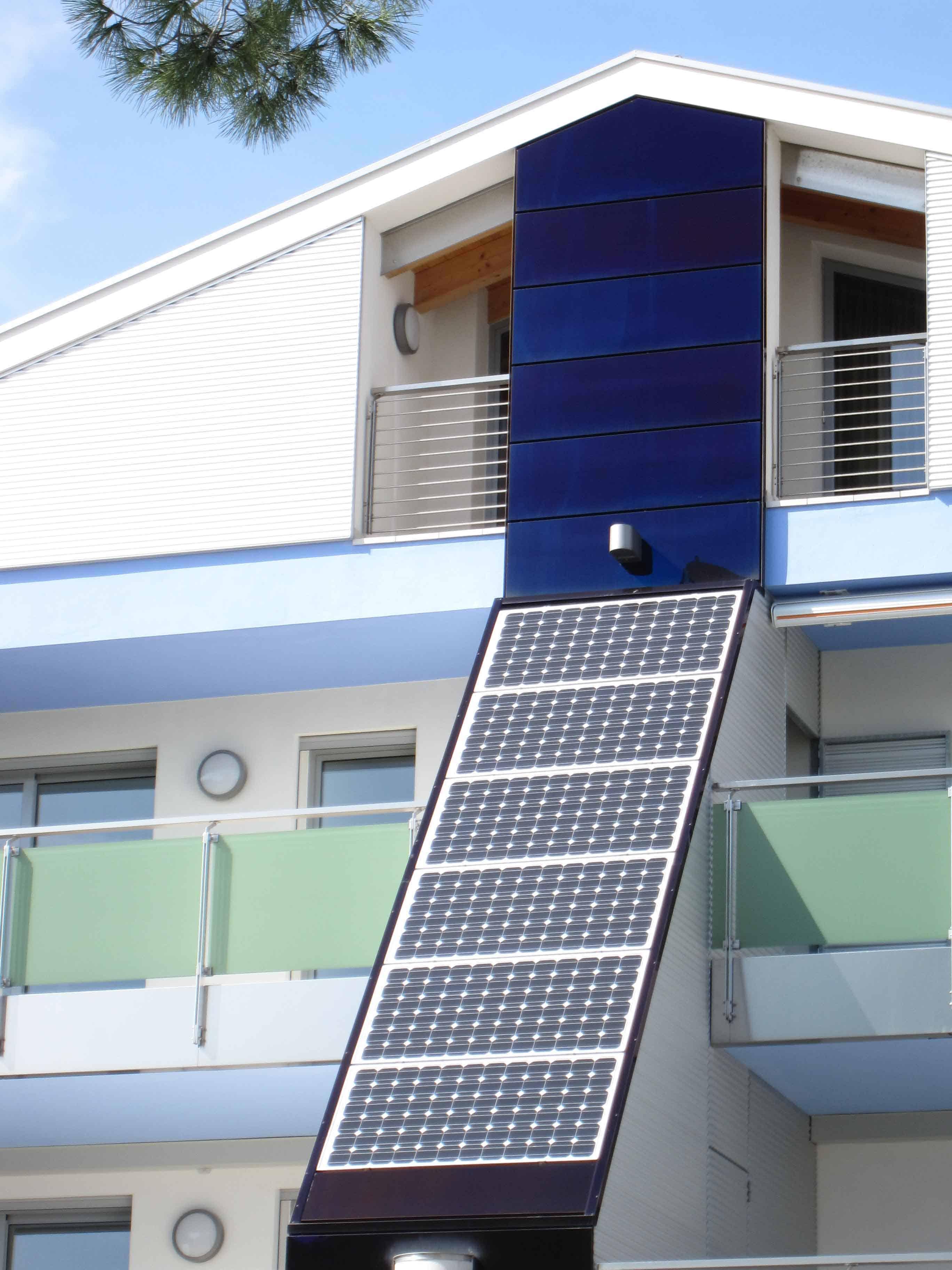 Ecopalace tetto